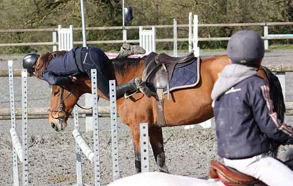 Callenge Interne Centre equestre Carhaix Finistere Bretagne